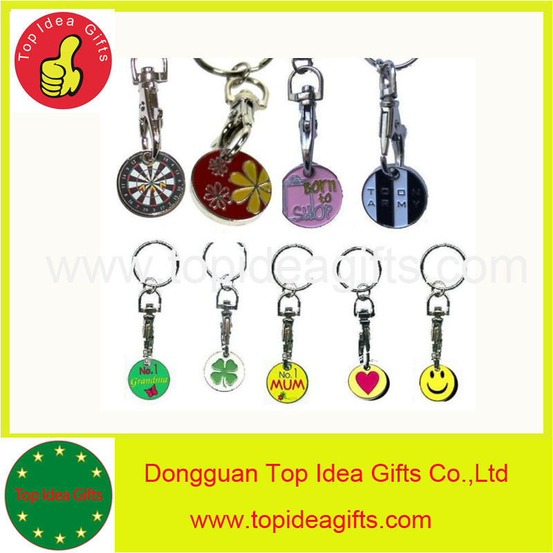 token coin-Metal badge|Metal/pvc/|silicone Keychain|Fridge